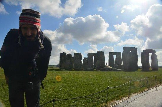 The English Bus: Ruinas Stonehenge