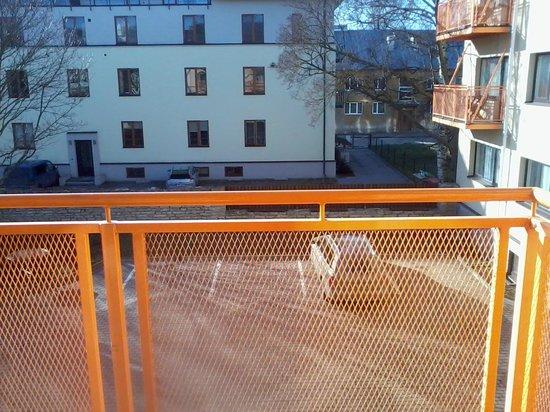 Pilve Apartments: View