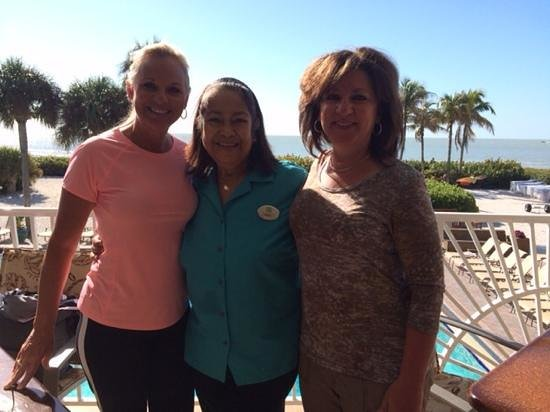 Sundial Beach Resort & Spa: Rose was so sweet!