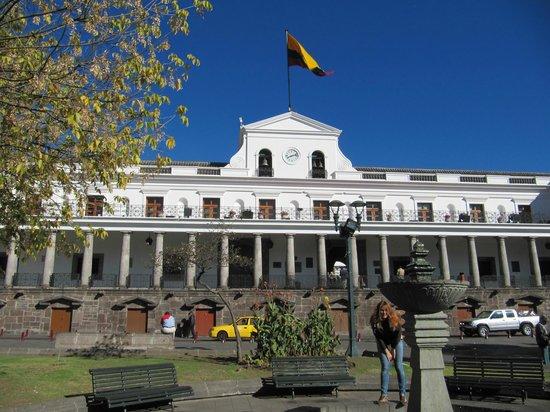 Palacio de Gobierno: дворец