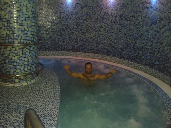 Hotel Galanthus & Spa: Spa relaxante