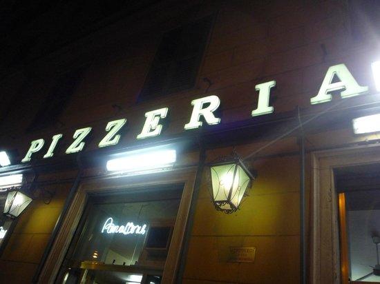 Tavoli Di Marmo Viale Trastevere : Tavoli foto di pizzeria ai marmi roma tripadvisor