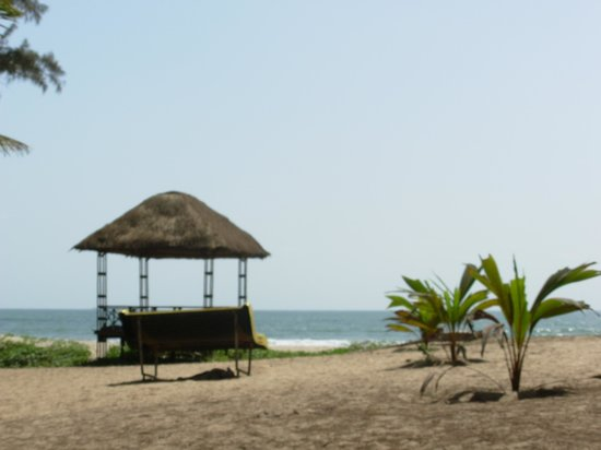 Tarkarli beach from MTDC Resort