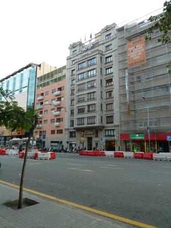 Hotel Via Augusta: отель Via Augusta