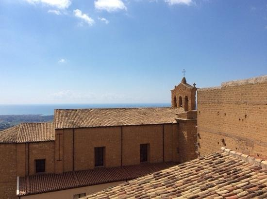 B&B Portatenea: view from roof terrace
