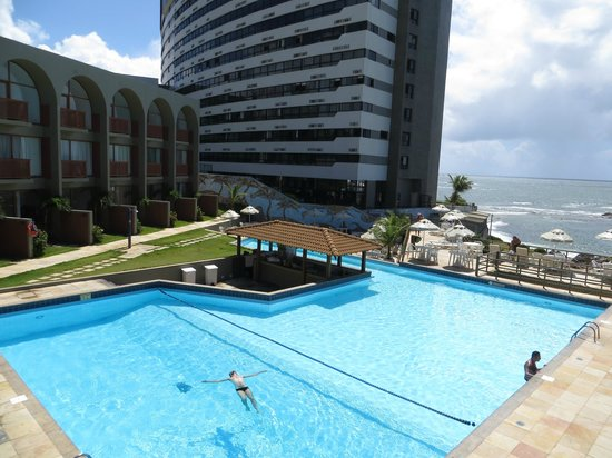 Bahia Othon Palace: Pool