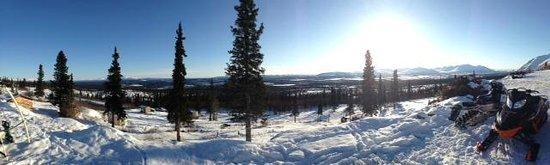 Alpine Creek Lodge: Alpine Creek view!