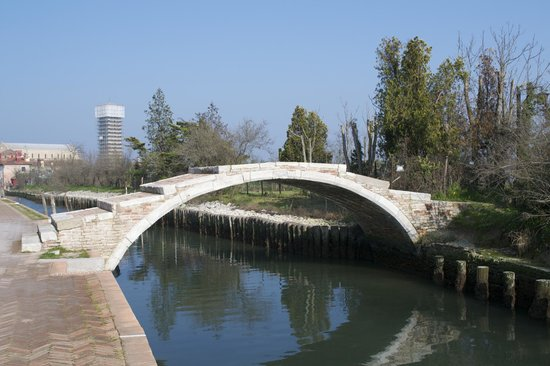 Bridge on Torcello