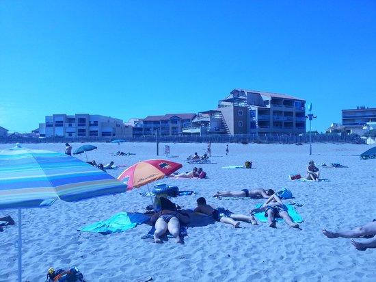 Alizéa Beach : ouech