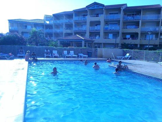 Alizéa Beach : piscine