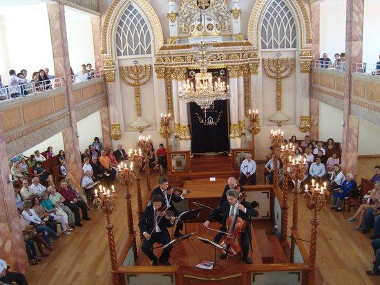 Sinagoga Historica Justo Sierrra