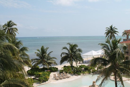 Coco Beach Resort : View from the penthouse