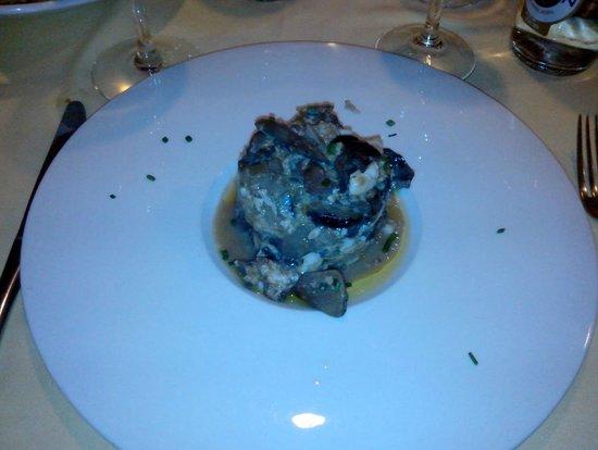 Restaurante La Tragantúa : Tartare de poisson