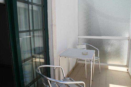 Pensao Residential Adelaide: Terrasse