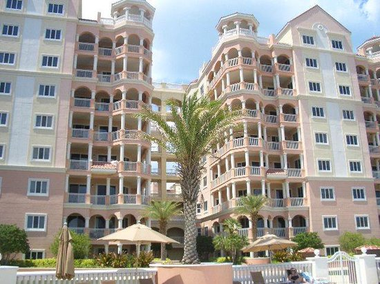 Hammock Beach Resort: Towers....