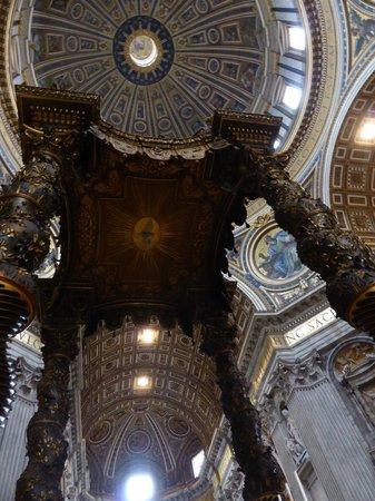 Basilique Saint-Pierre : Alto