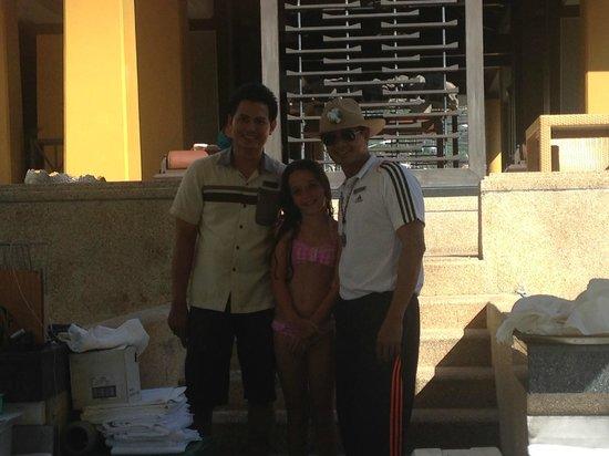 Holiday Inn Resort Phuket: great staff