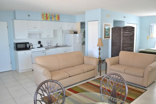 Silver Surf Gulf Beach Resort: Gulf Aparto