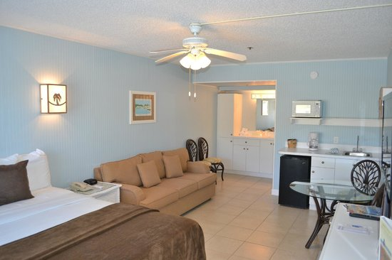 Silver Surf Gulf Beach Resort: Studio Suite
