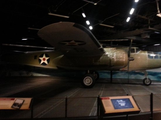 National Museum of the Pacific War : one of many displays