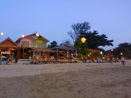 Lanta Nature Beach Resort: a