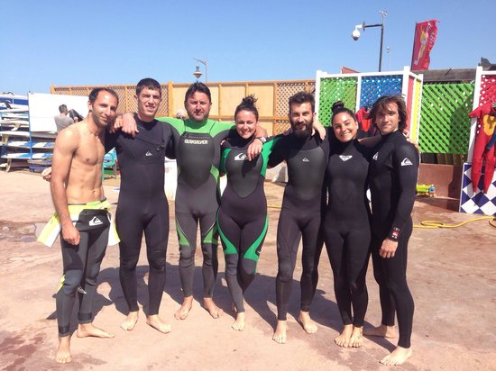 YouSurf : Quiksilverpeschiera surf trip in Marocco