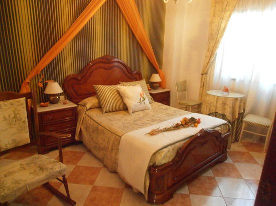 Alojamiento Rural Torre Hueca: dormitorio 4