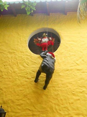 Posada Los Kankises: Babbo Natale a Los Kankises