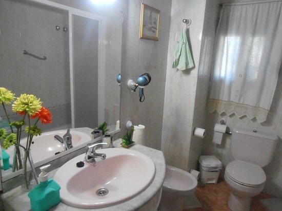 Alojamiento Rural Torre Hueca: baño 3