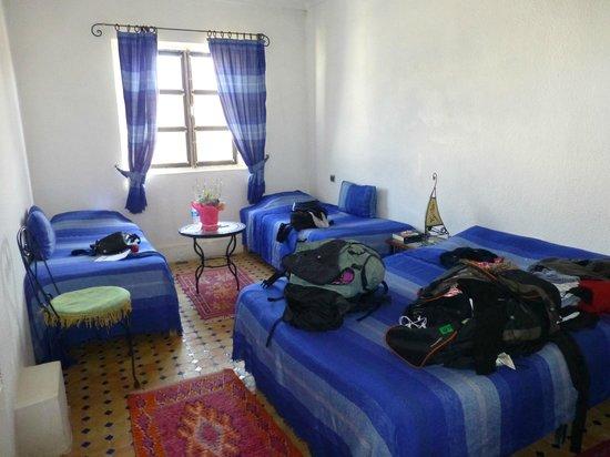 Riad Le Grand Large: une chambre