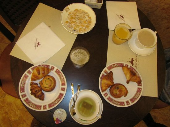 Cavalletto & Doge Orseolo : la nostra colazione