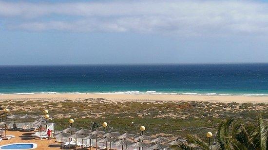 SBH Jandía Resort: Splendida vista dalla camera