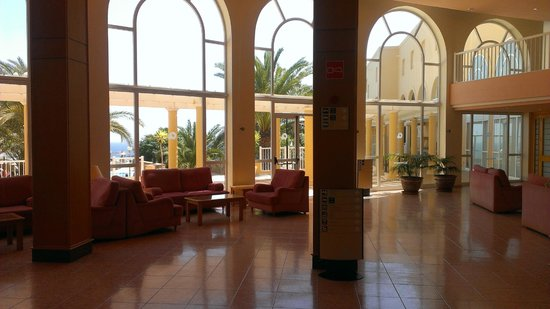 SBH Jandía Resort: Dentro l'hotel