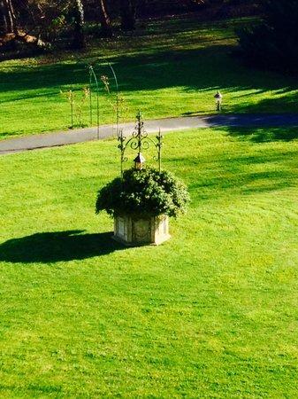 Chateau de Brindos: Le parc