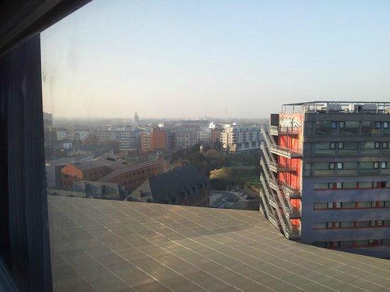 Citadines City Centre Lille : ma vue