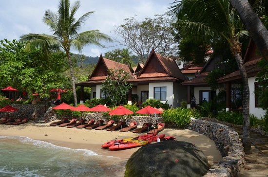 Rocky's Boutique Resort: our chalet