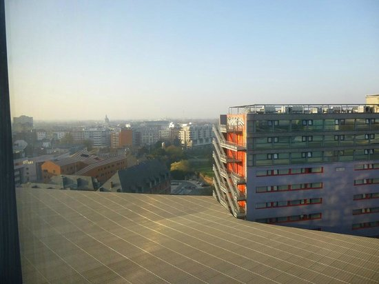 Citadines City Centre Lille : ma vue