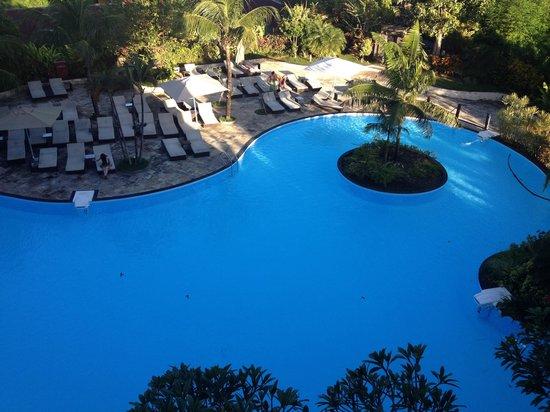 Swiss-Belhotel Segara Resort & Spa : Från hotellrummet