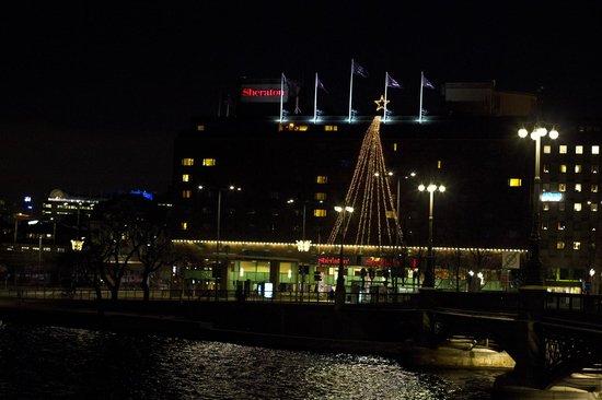 Sheraton Stockholm Hotel : Dezember '13
