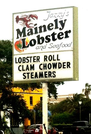 Jazzy's Mainely Lobster & Seafood Company: Jazzy's Mainely Lobster and Seafood