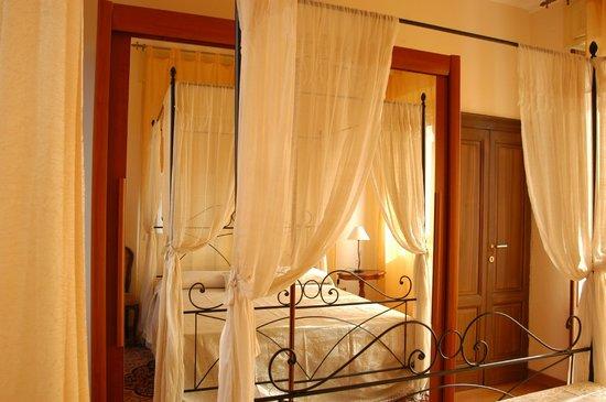 B&B Villa Adriana: CAMERA TORRETTA