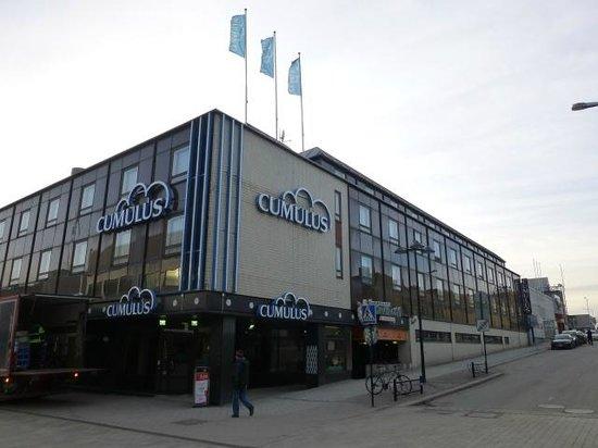 Cumulus Lappeenranta : The hotel