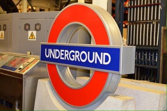 London Transport Museum Depot: London transport depot/museum.