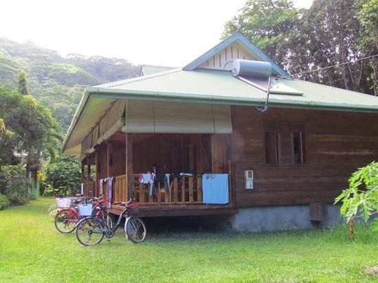 Bois d'Amour Guesthouse: unsere Villa
