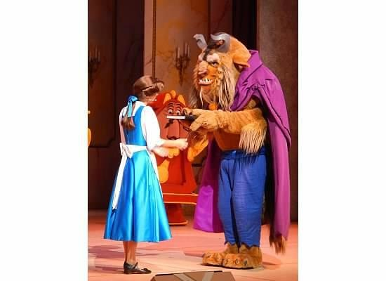 Disney's Hollywood Studios: Beauty and the Beast Show