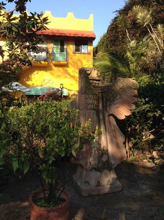 Villa del Angel Bed and Breakfast : Casita Out Front