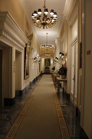 Hotel Avenida Palace : Corridor on second floor