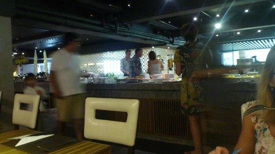 Furama Silom: Desayuno