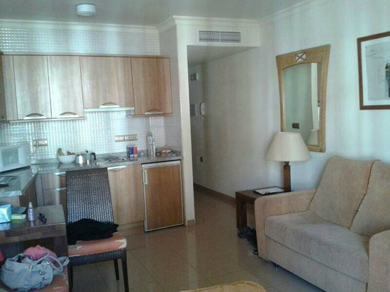 Toboso apar-turis Hotel: studio 2e verdieping,
