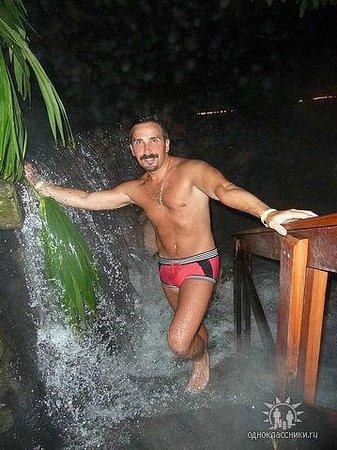 Tabacon Thermal Resort & Spa: горячий бассейн